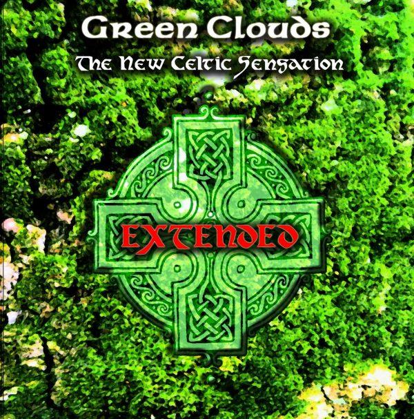 Green Clouds musica celtica brani e album The New Celtic Sensation